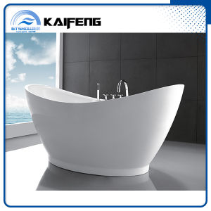 New Style Inexpensive European Style Bathtub (KF-720A) pictures & photos