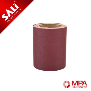 Machine Use High Quality Polishing Hard Emery Cloth Roll Emery Cloth for Polishing pictures & photos