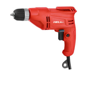 400W Mini Household Machine Electric Drill (10-1) pictures & photos