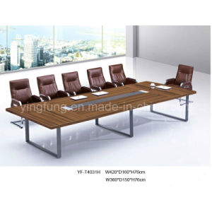Contemporary Office Executive Conference Desk (YF-T3003H) pictures & photos