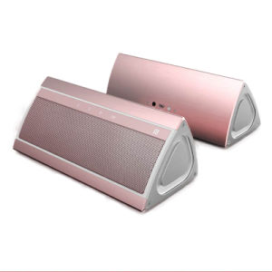 New Aluminum Wholesale Mini Portable Bluetooth Wireless Speaker pictures & photos
