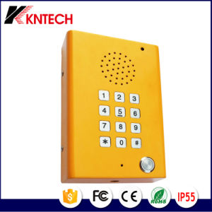 Taxi Station Telephone Emergency Intercom Knzd-29 Kntech pictures & photos