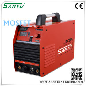 TIG/MMA 2in1 MOS Tube 1pH/230V Welding Machine (TIG-250A MOS) pictures & photos