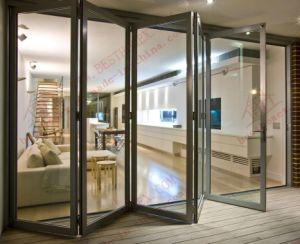Deluxe Aluminium Bifolding Doors (BHA-DBF08) pictures & photos