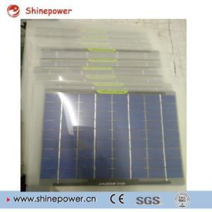 Mini Poly / Pet / Glass Laminated Solar Panels for Solar Charger pictures & photos