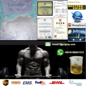 CAS 5721-91-5 High puriry steroids Muscle Growth Testosterone Decanoate pictures & photos