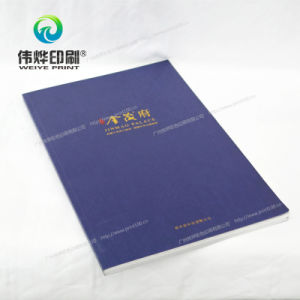 Hardcover Offset Printing Brochure Use (for Promotion) pictures & photos