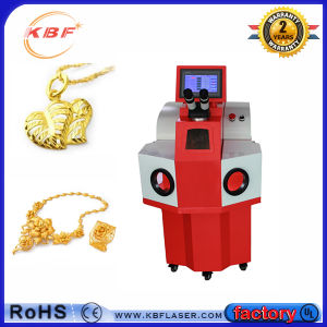 2016 Hotsale YAG Cheap Price Jewelry Spot Welding Machine pictures & photos