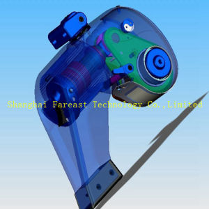 Big Torque Drive Shaft Type Hydraulic Torque Wrench Tools/Bolts Equipment pictures & photos