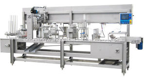Colorful Ice Cream Production Line/ Equipment pictures & photos