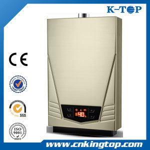 S/S Panel New Model Water Heater Russian Market Balance Type with Ce pictures & photos