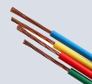 Bvr Single Core Copper Conductor Electric Wire pictures & photos
