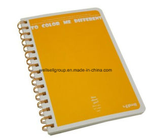 A4 Custom Spiral Notebook Wholesale Notebook pictures & photos