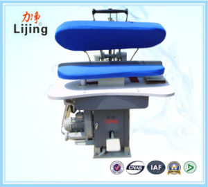 Laundry Equipment Steam Heating Press Iron with Ce and ISO 9001 System pictures & photos