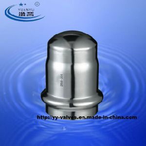 Stainless Steel Compression Fittings End Cap pictures & photos