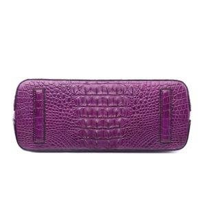 Women Genuine Leather Designer Handbag Crocodile Tote Bag pictures & photos