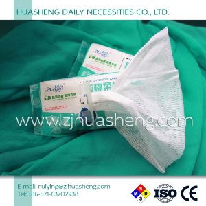 10sheet/Pack, Dry Towel, Dry Tissues, Dry Napkins, Nonwoven Cloth pictures & photos