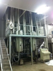Double Effect Rising Film Evaporator for Coconut Juice pictures & photos