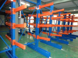 Heavy Duty Storage Steel Single Arm Cantilever Rack pictures & photos