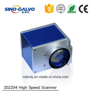 High Speed Jd2204 Galvo Scanner for Laser Marking Machine pictures & photos