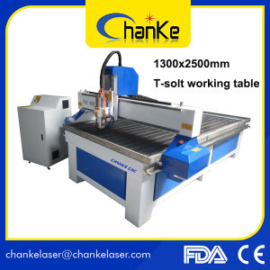 3D Alumnium Wood CNC Router Woodworking Cutting Engraving Machinery pictures & photos