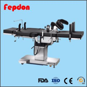 C Arm Compatible Medical Operating Bed (HFEOT99) pictures & photos