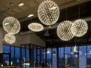 Top Selling Modern Bar Shop Indoor Decorative Pendant Light pictures & photos