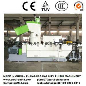 Plastic Single Screw Pelletizer Machine for Film Roller 2017 Chinaplas Exhibition pictures & photos