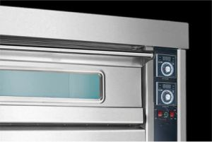 High Efficiency Stainless Steel Electric Oven (3layer 6tray) pictures & photos