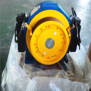 Lift High Quality Gearless Traction Machine for Elevator pictures & photos