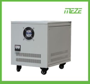 10kVA AVR Single Phase Stabilizer AC Automatic Voltage Regulator pictures & photos