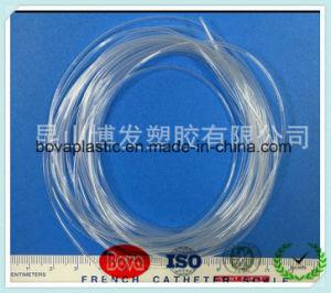 Transparent Medical Extruded Polyurethane (PU) Catheter pictures & photos