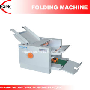 Automatic Folding Machine for Paper, Specification From China (Ze-8b/4) pictures & photos