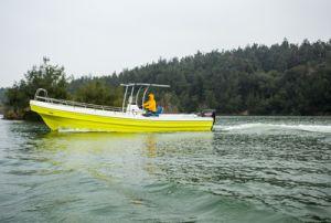 26 Small Fiberglass Fishing Boat Yacht Ce Certificate For Sale