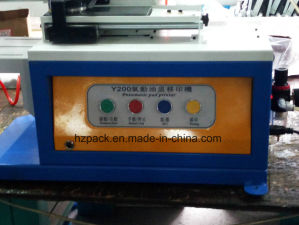 Pneumatic Electric Printer Printing Machine for Paper Plastic Y200 pictures & photos