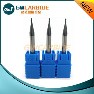 HRC45-65 Carbide Flat End Mills for Milling Tools pictures & photos