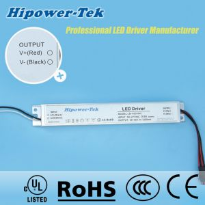 50W Constant Current Aluminum Case Power Supply LED Driver pictures & photos