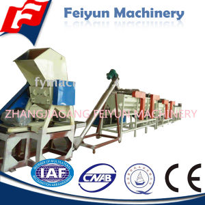 300 PP/PE Film Crushing Washing & Pelletizing Line pictures & photos