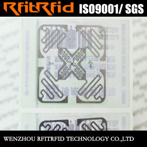 UHF Low Price Customed Logo Passive RFID Cloth Tag pictures & photos