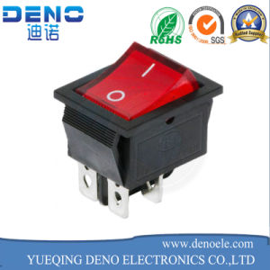 UL VDE/13*19mm Paddle Switch/ Electric Rocker Switch pictures & photos