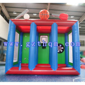 Shot Inflatable Sports Game for Golf/Sport Games for Kids N Adults Playing pictures & photos