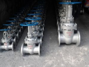 . High Quality of ANSI Standard Gate Valve with Drwaing