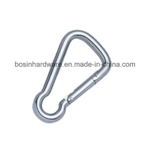 Stainless Steel Irregular Spring Snap Hook pictures & photos