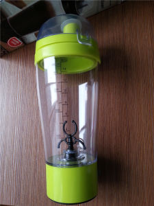 Plastic Mixer Cup Shaker Bottle (VK14044-P) pictures & photos