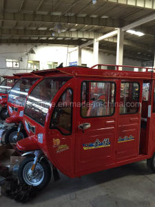 150cc Closed Tricycle Passenger Tricycle pictures & photos