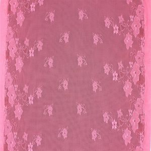 Nylon Spandex Fabric Mesh Tulle Lace for Lady Lingerie Garment pictures & photos