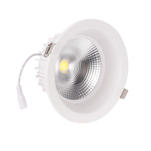 UL Commercial Downlight Advertising Lighting, 6 Inch Recessed Downlight LED Retrofit Fixtures pictures & photos