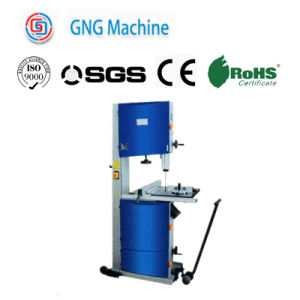 High Quality Electric Wood Cutting Band Saw pictures & photos