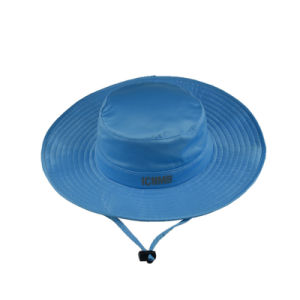 Custom Fashion Fishing Man Bucket Hat Wide Brim Summer Men Caps pictures & photos