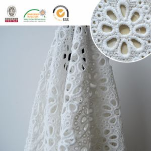 Lady Textiles Lace Fabric, Popular and Best Quality, Floral Pattern 2017 E20039 pictures & photos